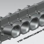 Entwicklung: Flachschieber Audi 5 Zylinder 20v Turbo